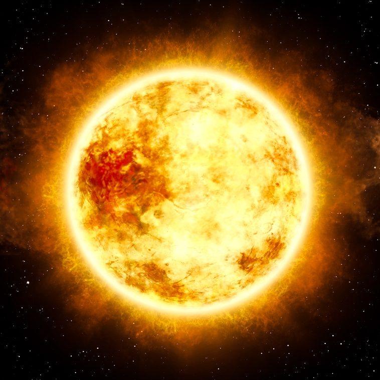 Aurinko ja Avaruussää
